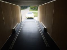 Steve installed the BLT Small Coin Trailer Flooring. He did a great job with the installation, and his trailer looks great! Garage Floor Mats, Garage Flooring, Trailer Manufacturers, G Floor, Cool Garages, Car Trailer, Hot Cars, Cool Stuff, Cool Things