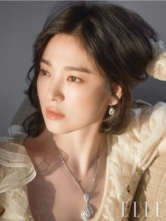 StyleKorea: Song Hye Kyo for Elle Korea March 2019 Photographed by Mok Jung Wook Song Hye Kyo, Song Joong, Korean Actresses, Korean Actors, Actors & Actresses, Korean Beauty, Asian Beauty, Korean Girl, Asian Girl