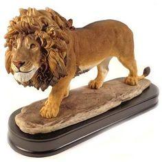 (6) Leão Em Pé Mod 01105a - R$ 178,90 em Mercado Livre