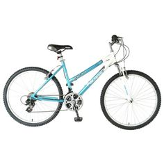 Polaris Ladies Mountain Bike (Blue/White, 26 X for sale Mountain Bike Shop, Hardtail Mountain Bike, Mountain Bicycle, Mountain Biking, Mountain Bike Accessories, Cool Bike Accessories, Road Bike Women, Bicycle Maintenance, Bike Shoes