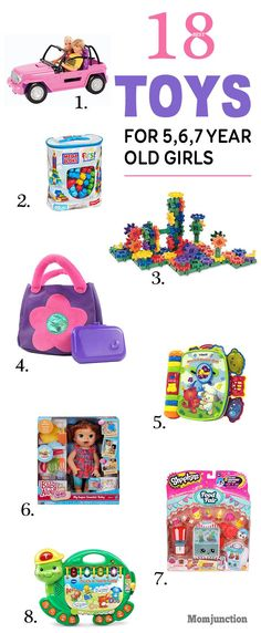 67f18a40c38 Best Toys For 6 Year Old Girls - Gifts for All Occasions
