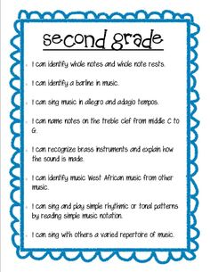 So La Mi: Teaching Elementary Music: Second/Third Grades