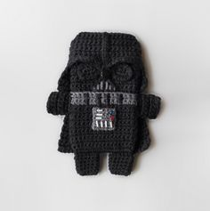 Star Wars - Darth Vader - IPhone 5, 6, 7 Case Crochet Pattern