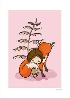 Together print via Terese Bast Papershop. Click on the image to see more!