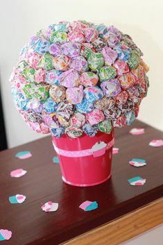 lollipop centerpieces