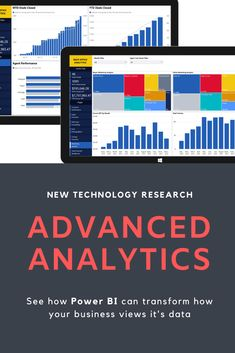 Power BI is a fantastic reporting and dashboard platform you can use to add detailed graphs, visuals, pivot tables and more to better view your data. Pivot Table, Business Intelligence, Competitor Analysis, Dashboards, Business Entrepreneur, New Technology, Bar Chart, Insight, Tables