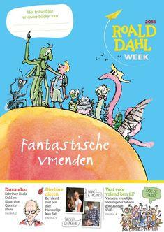 Roald Dahl | Roald dahl in de klas Roald Dahl, Classroom, Education, Comics, Kids, Clock, Atelier, Class Room, Young Children