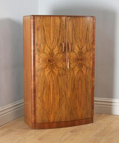 Antique Wardrobes ranging from to From Antiques-Atlas, we ♥ antiques. Art Nouveau Furniture, Furniture Decor, Furniture Design, Armoire For Sale, Muebles Art Deco, French Armoire, Antique Wardrobe, 2 Door Wardrobe, Art Deco Pattern