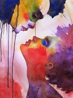 Beautiful Water Color Art