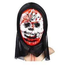 Piggy2gether- Halloween Bleeding Mask Scary Party Mask, Bleeding Horror Mask - http://moviemasks.co.uk/shop/piggy2gether-halloween-bleeding-mask-scary-party-mask-bleeding-horror-mask-2