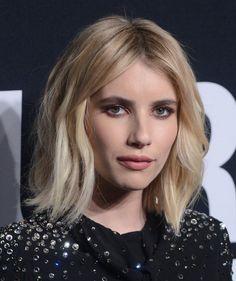 Pin for Later: 31 Coupes Courtes Inspirées Par Nos Célébrités Favorites à Essayer Cette Année Emma Roberts