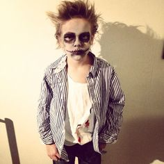 Zombie child of ours.