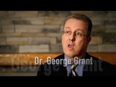 Dr. George Grant Addresses the Issue of Women Rulers...