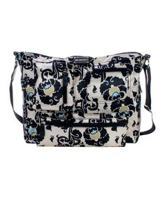 Take a look at this Moroccan Iris Diaper Bag by Amy Michelle on #zulily today!