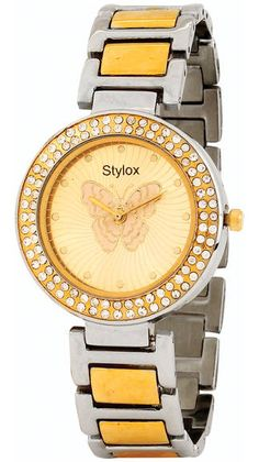 Stylox Silver Analog Watch Brand - Stylox Product - CodeWATSTYLOX-SILVEDEAL20920E36E5805 Dial - Dimension (Diameter in mm)18 Warranty - 1 Year Manufacturing Warranty Only Strap - ColorSilver Dial - ShapeRound Material - Metal Gender - Women Shipping Details This product is usually shipped in 2-4 days within Metro areas. Estimated Arrival4-6 days https://play.google.com/store/apps/details?id=com.womensdeals.womensdeals