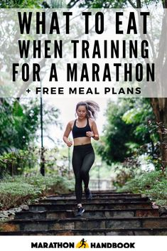 Our top 10 tips for marathon training nutrition AND free meal plans ! country running marathons training World tips running equipment accessories Marathon Diet, Marathon Training Plan Beginner, Marathon Nutrition, Half Marathon Training Schedule, Plan Marathon, Marathon Running Motivation, Runners Meal Plan, Runner Diet, Running Plan