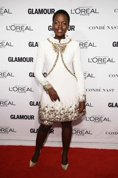 See How Glamour's Women of the Year Rock a Red Carpet, Lupita Nyong'o and Mindy Kaling Included
