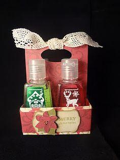 Hand Sanitizer gift set