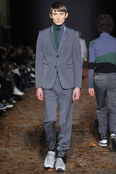Kris Van Assche Fall 2015 Menswear Collection - Vogue