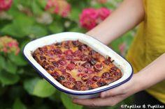 Clafoutis facile aux cerises  Ma recette chouchou