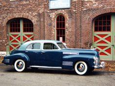 1941 Cadillac model 62
