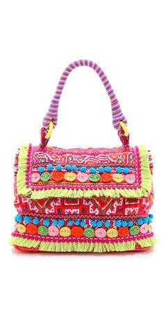 Christophe Sauvat Collection Antigua Bag | SHOPBOP
