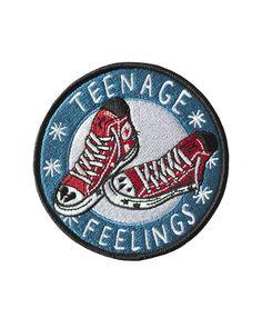Teenage Feelings Patch – Strange Ways