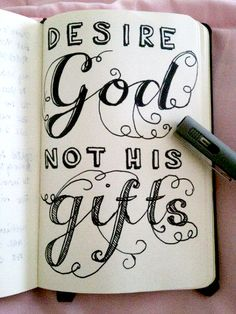 """Love this because sometimes we think of God as a wish-granting genie instead of just praising Him for who He is. """"Love the Lord, your God with all your heart, your soul, your mind, and your strength"""" Deuteronomy Jean 3 16, Cool Words, Wise Words, How He Loves Us, Your Soul, Visual Statements, God Is Good, Christian Quotes, Christian Life"""
