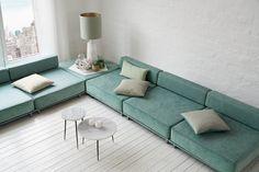 Tippjeink skandináv típusú lakberendezéshez Outdoor Sectional, Sectional Sofa, Couch, Outdoor Furniture, Outdoor Decor, Curtains, Paint Carpet, Home Decor, Interior Paint