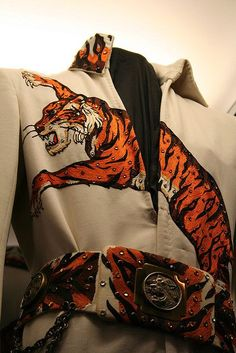 The Tiger jumpsuit from 1974.