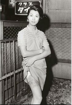 """Gangs of Kabukicho"" Tokyo Photo by Katsumi Watanabe Japanese Photography, White Photography, Blog Art, Moda Vintage, Japanese Culture, Vintage Photographs, Vintage Beauty, Asian Woman, Old Photos"