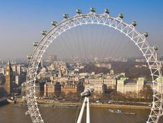 Check out Top 10 London attractions on VisitBritain's LoveWall!