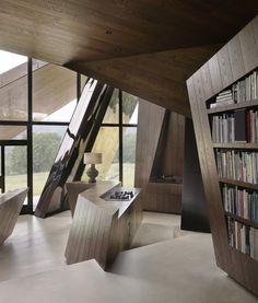 House in CT, Studio Daniel Libeskind