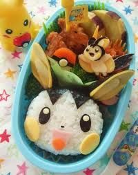Snorlax Bento Box Yes Looks Similar To Totoro But Did