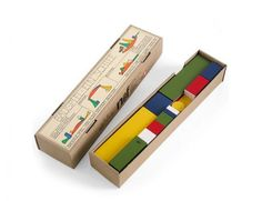 Bauspiel, Bauhaus, Building Blocks