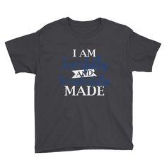 Youth Boy's Short Sleeve Affirmation T-Shirt