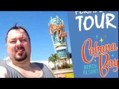 Tour Completo Universal´s Cabana Bay Beach Resort Ferias Julho 2016