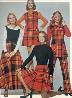 Kathy Loghry Blogspot: Sorority Fashions from Vicky Vaughn - Part 3!