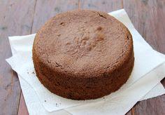 Sugar Free Chocolate Sponge Cake - Sweeter Life Club