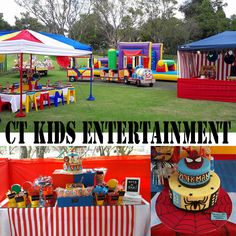 At CT Kids Entertainment, we specialize in entertainment for Schools, Birthday parties, basically any event with our Carnival Games, Mobile Petrol Train, Carousel Rides, clowns, characters, magicians and much more. We deliver a superb entertainment service that is backed by friendly staff.  #ctkidsentertainment #kidspartyvenues #kidsentertainment #kidsparties #functions #carnivalgames #mobilepetroltrain #carouselrides #partythemes #clowns #magicians #fun