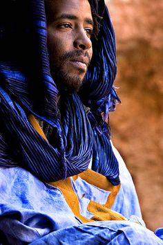 Moroccan man. Morocco, North Africa