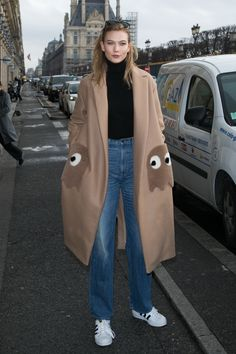 Karlie Kloss Just Brought Back One of the Most Classic Video Game Characters