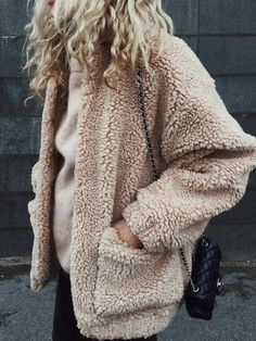 Winter looks 2017 Looks Street Style, Looks Style, Style Me, Winter Looks, Fall Winter Outfits, Autumn Winter Fashion, Casual Winter, Cold Day Outfits, Cold Weather Outfits