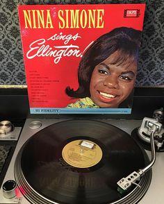Happy birthday #NinaSimone. #records #vinyl #nowspinning by svonfrankenstein