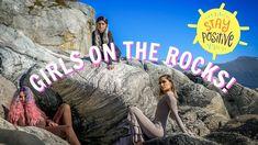 Girls on the rocks The Rock, Monster Trucks, Rocks, World, Youtube, Rock, The World, Youtubers, Stones