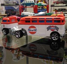 Custom Hot Wheels, Hot Wheels Cars, Custom Trucks, Custom Cars, Volkswagen, Ho Slot Cars, Model Cars Kits, Toys For Boys, Scale Models