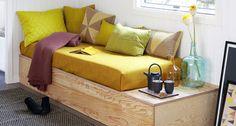 Byg selv sofabriksen // Daybed DIY via Boligliv