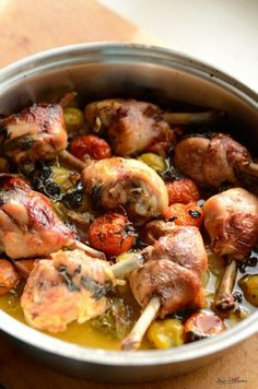 How Cooking Turkey Crockpot Recipes, Chicken Recipes, Cooking Recipes, Healthy Recipes, Healthy Food, Cooking Lamb Chops, Cooking Movies, Romanian Food, Romanian Recipes