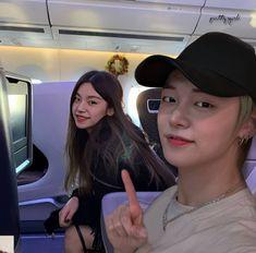 """rara on Instagram: """"( Yeonjun × Yeji ) 23.02.2020 yeonjun and yeji having a trip in New York ! okaii untuk manips tambahannya aku pakai yeonjii ajaa yaa !…"""""""