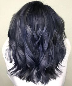 Gray Wigs Lace Frontal Wigs Dye Gray Hair With CoffeeGray Hair At 27 - Gray Wigs Lace Frontal Wigs Dye Gray Hair With CoffeeGray Hair At 27 – wigbaba - Grey Hair Dye, Grey Wig, Blue Gray Hair, Dark Silver Hair, Ombre Hair, Cotton Candy Hair, Silky Hair, Cool Hair Color, Hair Colors